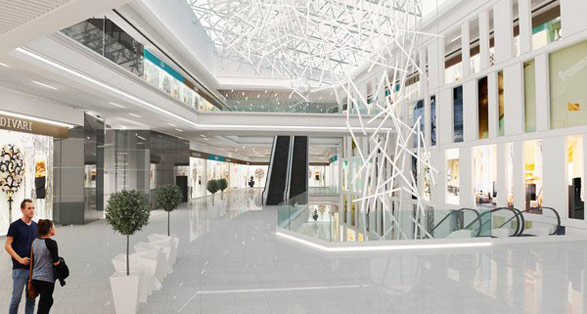 """Zhar-Ptitsa"" Shopping and Entertainment Center"